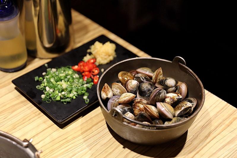 火鍋殿和牛戰車龍蝦頂級啤酒蛤蜊痛風火鍋鍋物台北東區吃到飽047
