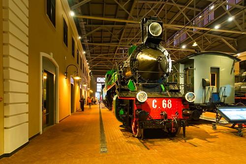 Russian Railway Museum 25 ©  Alexxx Malev