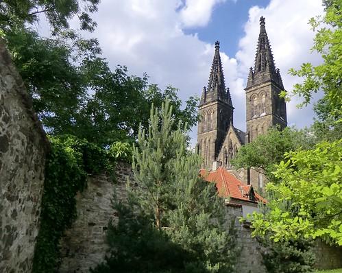 Prague: Vyšehrad Church of Saint Peter and Saint Paul