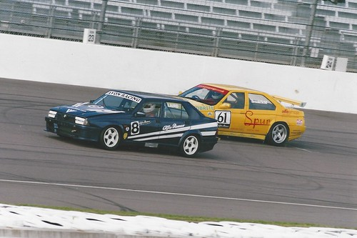 Sam Laird 75 and Ian Brookfield 164 at Rockingham