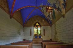 La Chapelle Bleue