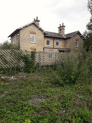 Photo of Former Everingham Railway Station Selby-Driffield Line Yorkshire