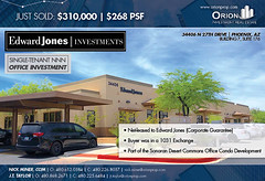 "SOLD: EDWARD JONES NNN OFFICE INVESTMENT | PHOENIX, ARIZONA • <a style=""font-size:0.8em;"" href=""http://www.flickr.com/photos/63586875@N03/50304755531/"" target=""_blank"">View on Flickr</a>"
