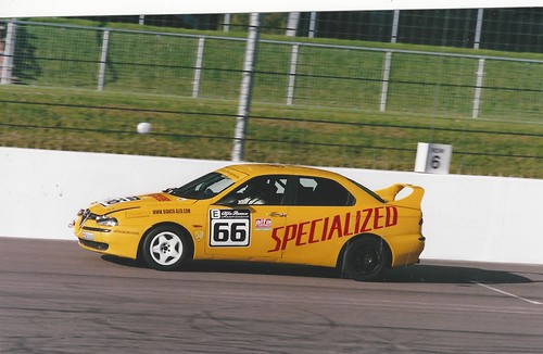 Chris Finch 156 at Rockingham