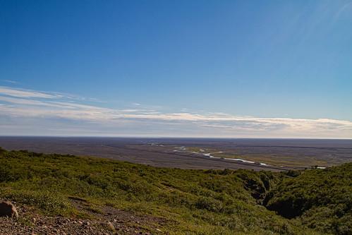 View from Svartifoss