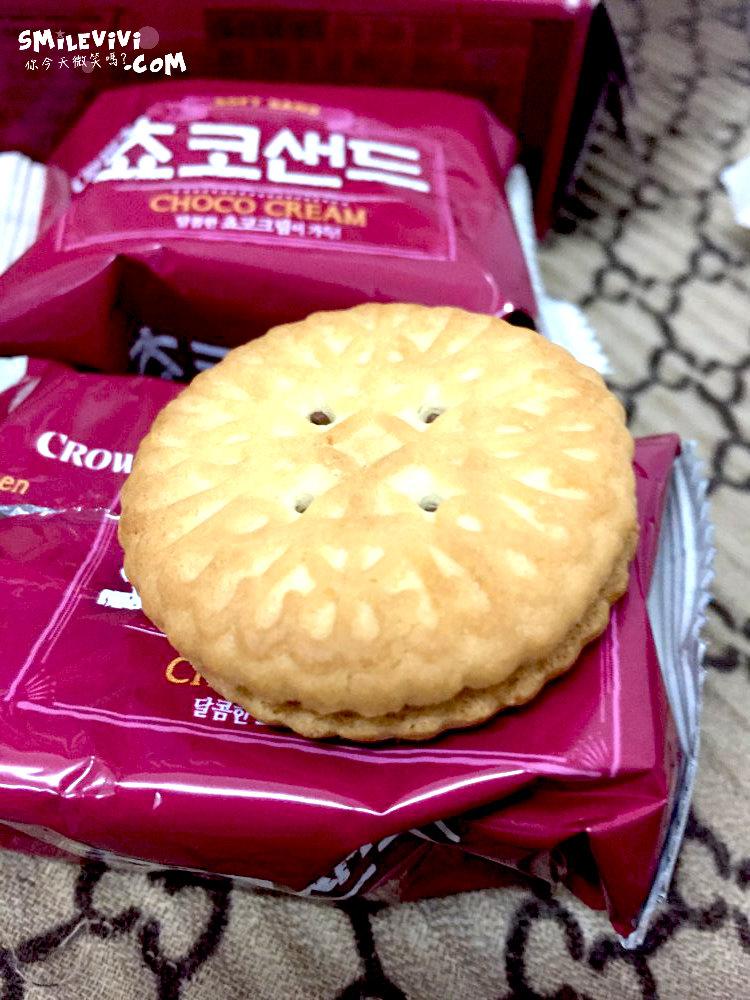 食記∥韓國餅乾CROWN(크라운)兩款夾心餅乾之草莓夾心餅乾Victory Pie(빅파이)、巧克力夾心餅乾(쵸코샌드) 24 50307471467 0454a9620d o