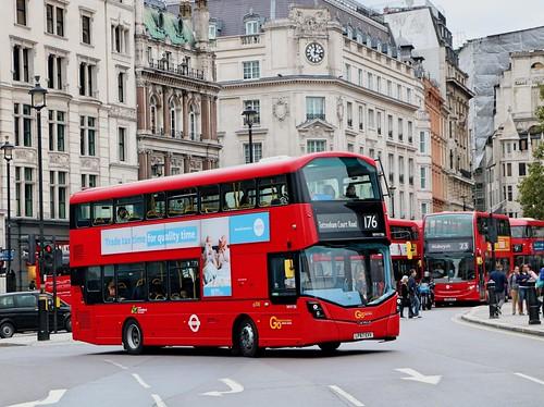 Go Ahead London Central - WHV186 - LF67EXV