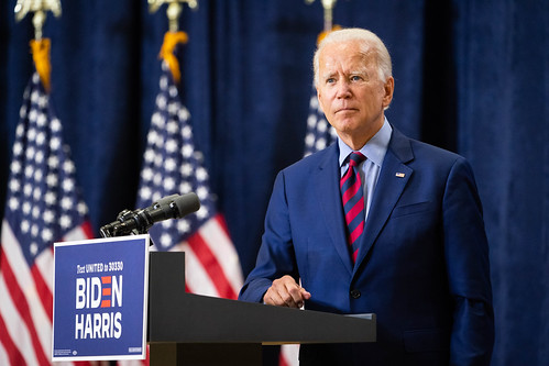 Press Conference on the State of the US by Biden For President, on Flickr