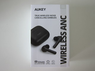 Aukey EP-N5 Active Noise Cancelling Wireless Earbuds