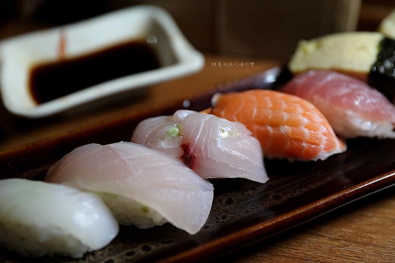 初の鮨台北市莊敬路台北101世貿站高CP值平價日本料理61