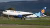 4X-ABG A320-232 Israir Airlines