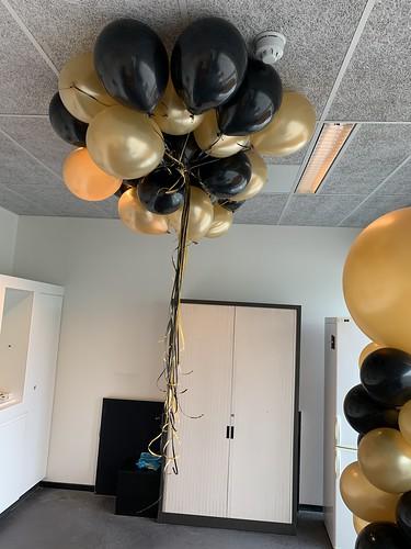 Heliumballonnen Pit Consultants Hoogvliet Rotterdam