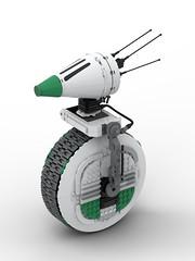 D-O Droid - Custom LEGO MOC