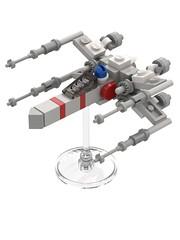 Micro X-Wing LEGO MOC