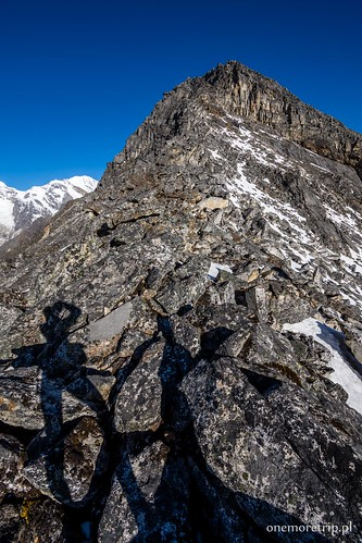 Sunder Peak 5300 m n.p.m.