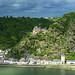Burg Katz über St. Goarshausen