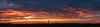 Oxford Airport Sunrise....Pano..