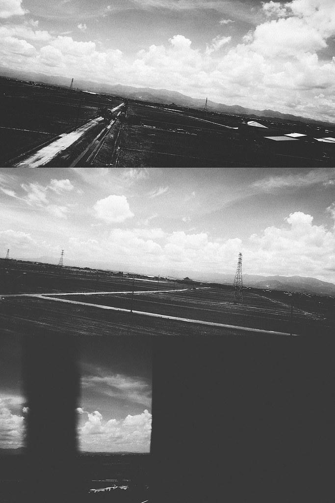黑白,GR,高鐵,心象攝影