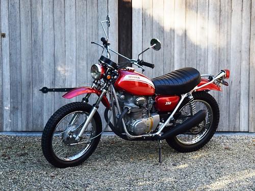 Honda SL350 (1971)