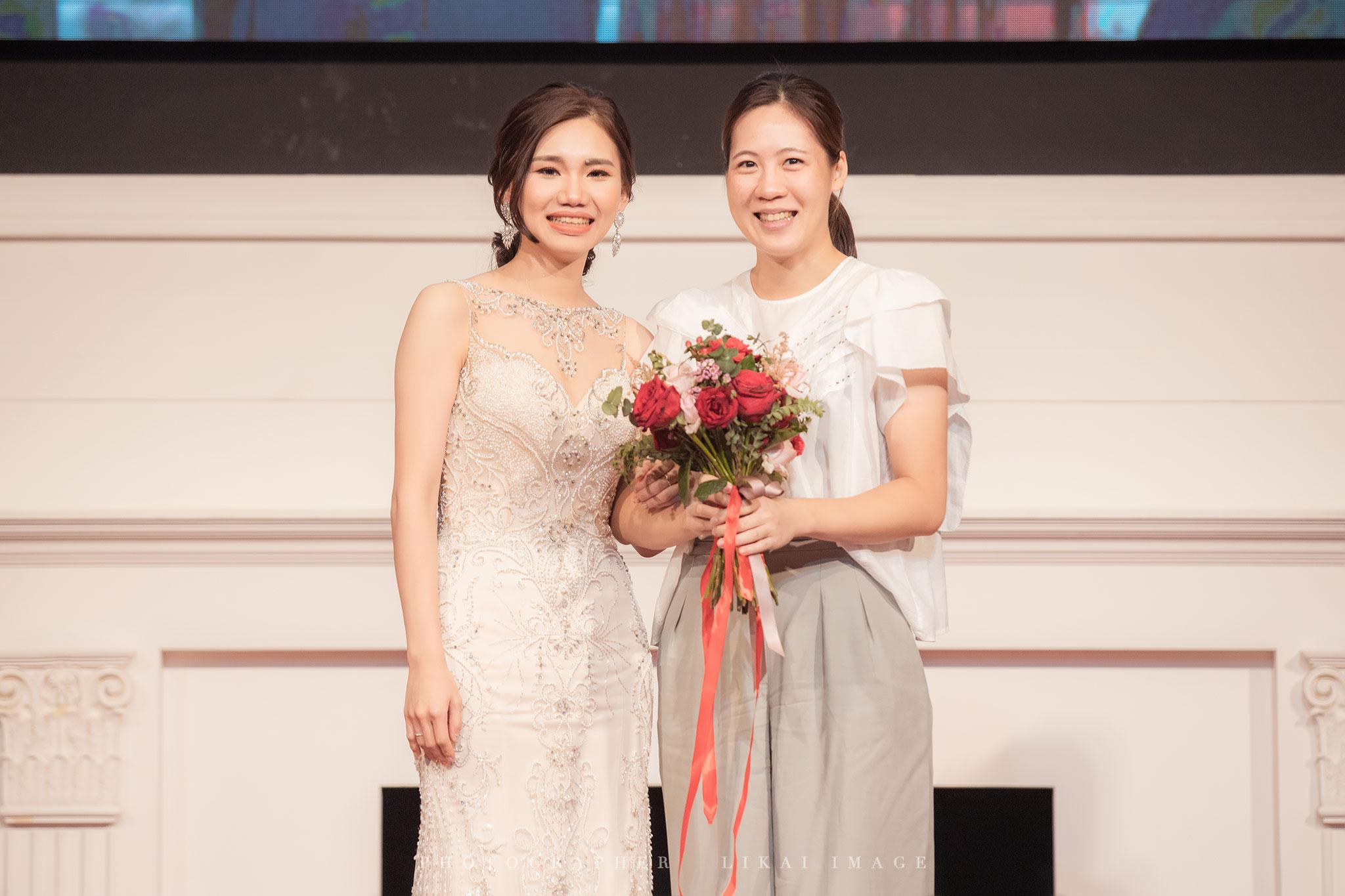 婚禮紀錄 - 奕呈 & 嘉仁 - 臻愛花園飯店