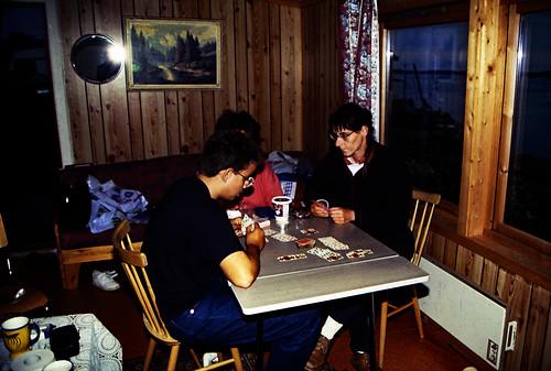 """Norwegen 1998 (700) Brønnøysund • <a style=""""font-size:0.8em;"""" href=""""http://www.flickr.com/photos/69570948@N04/50318181448/"""" target=""""_blank"""">View on Flickr</a>"""
