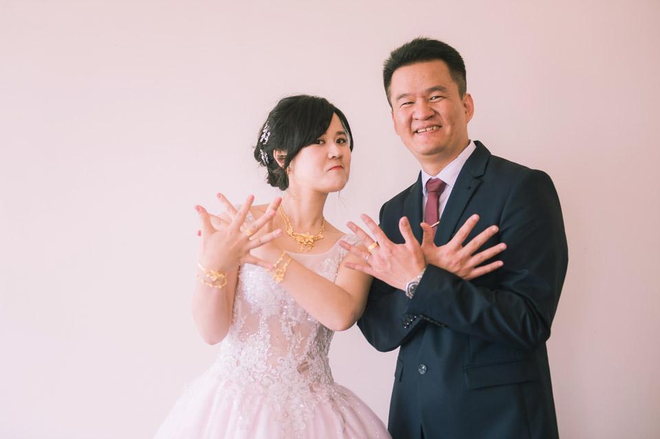 台南婚禮紀錄 D&H 傳統流水席的滿滿人情味 050