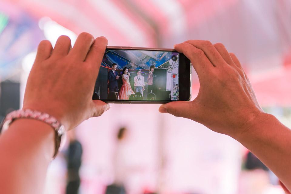 台南婚禮紀錄 D&H 傳統流水席的滿滿人情味 092