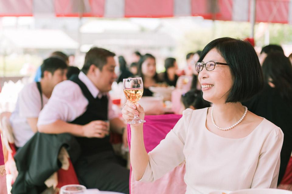 台南婚禮紀錄 D&H 傳統流水席的滿滿人情味 071