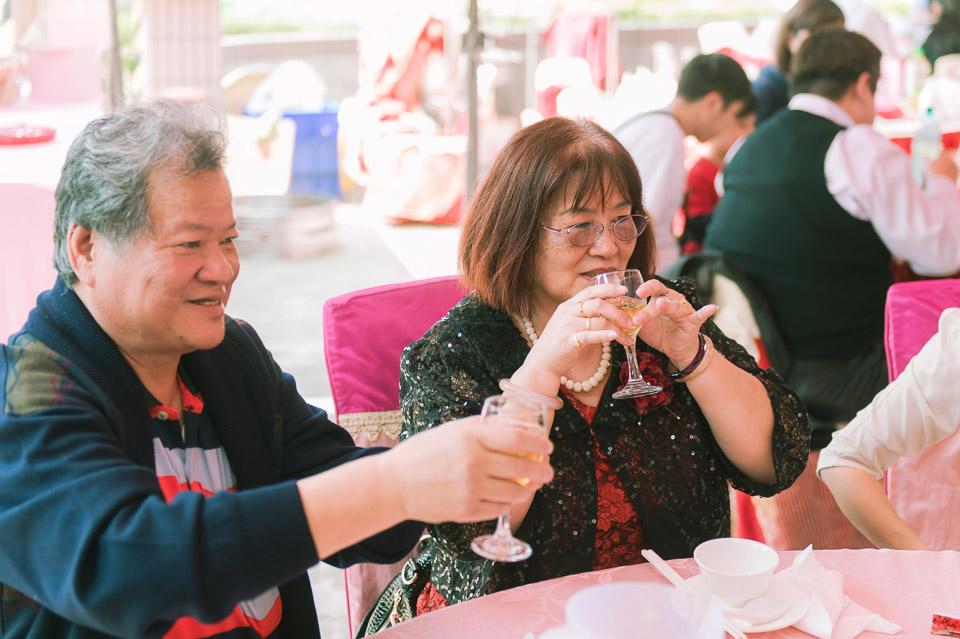 台南婚禮紀錄 D&H 傳統流水席的滿滿人情味 067