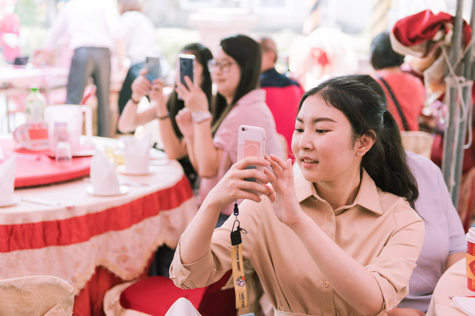 台南婚禮紀錄 D&H 傳統流水席的滿滿人情味 063