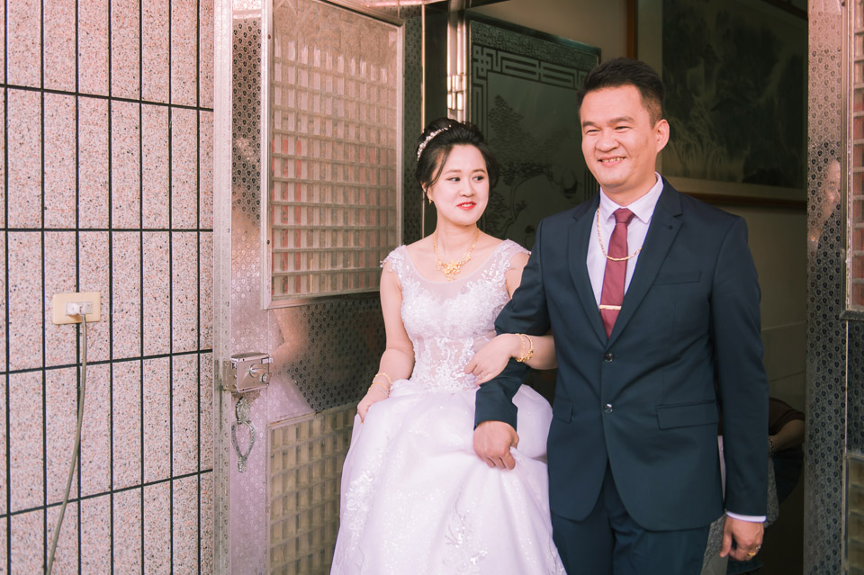 台南婚禮紀錄 D&H 傳統流水席的滿滿人情味 062