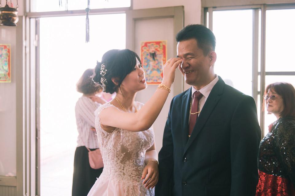 台南婚禮紀錄 D&H 傳統流水席的滿滿人情味 048