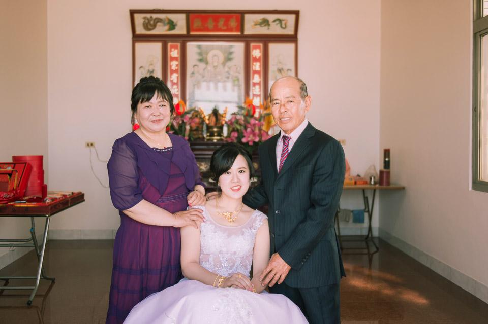台南婚禮紀錄 D&H 傳統流水席的滿滿人情味 043