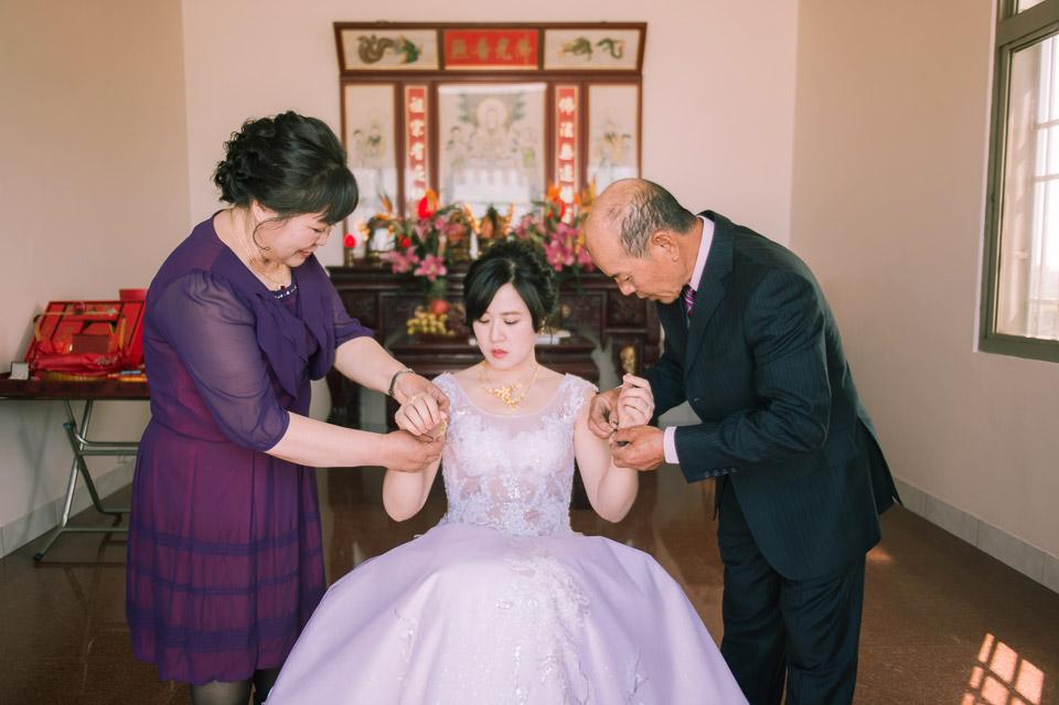 台南婚禮紀錄 D&H 傳統流水席的滿滿人情味 041