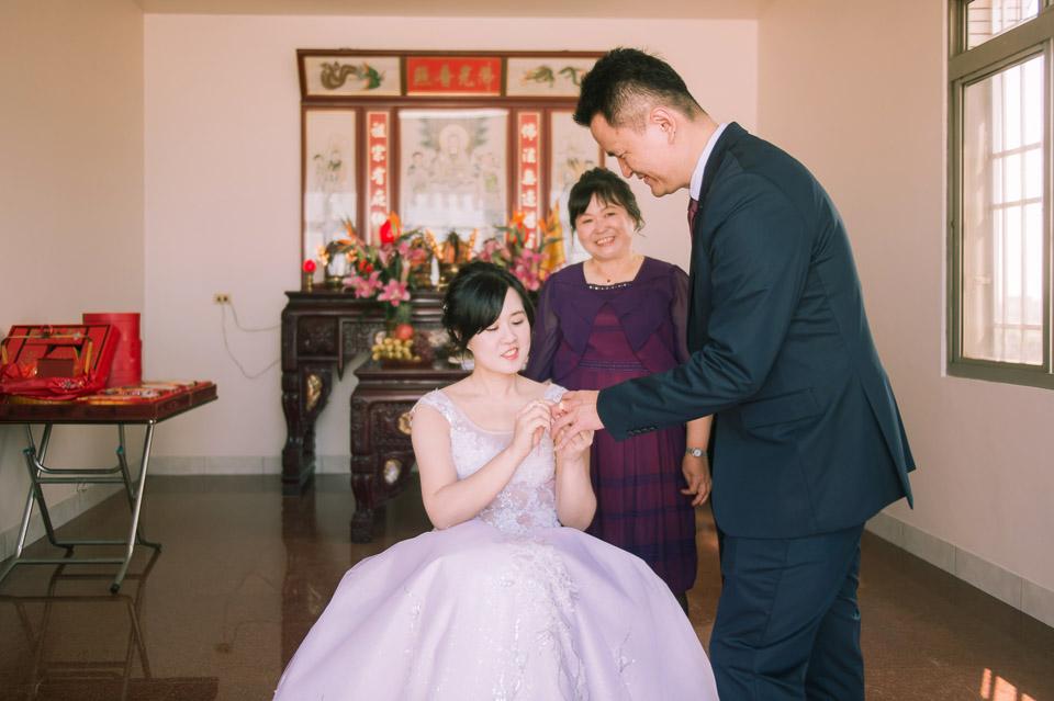 台南婚禮紀錄 D&H 傳統流水席的滿滿人情味 032