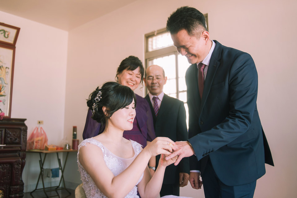 台南婚禮紀錄 D&H 傳統流水席的滿滿人情味 030
