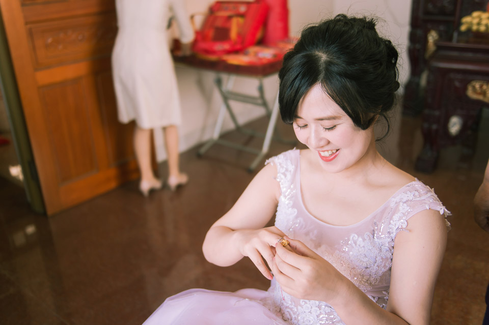 台南婚禮紀錄 D&H 傳統流水席的滿滿人情味 029