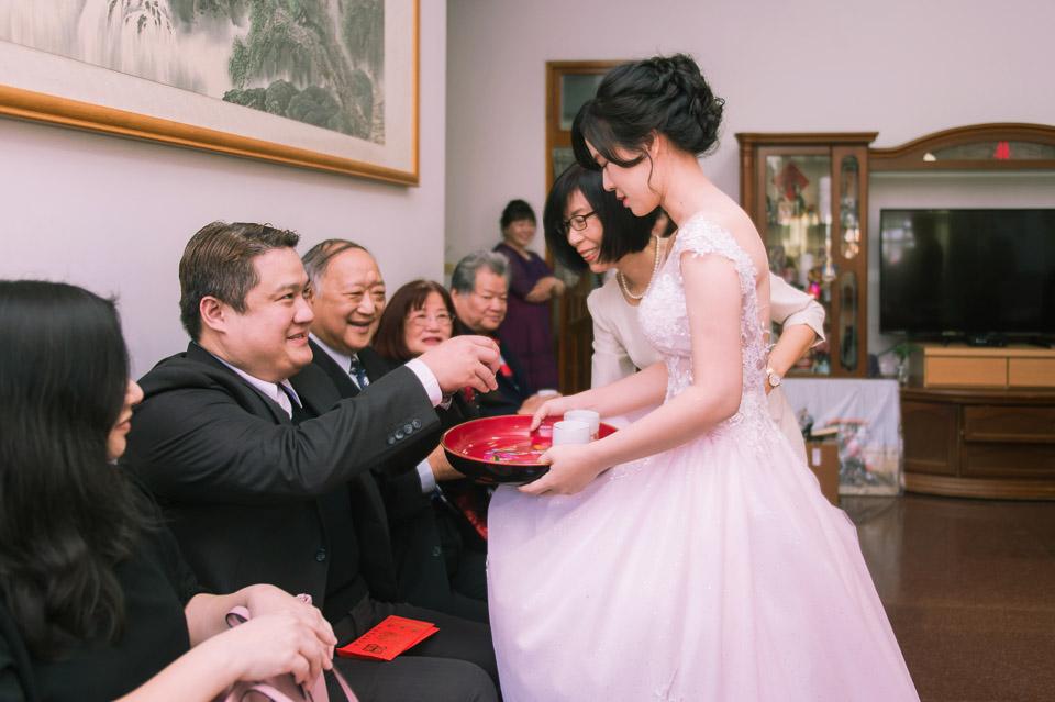 台南婚禮紀錄 D&H 傳統流水席的滿滿人情味 017