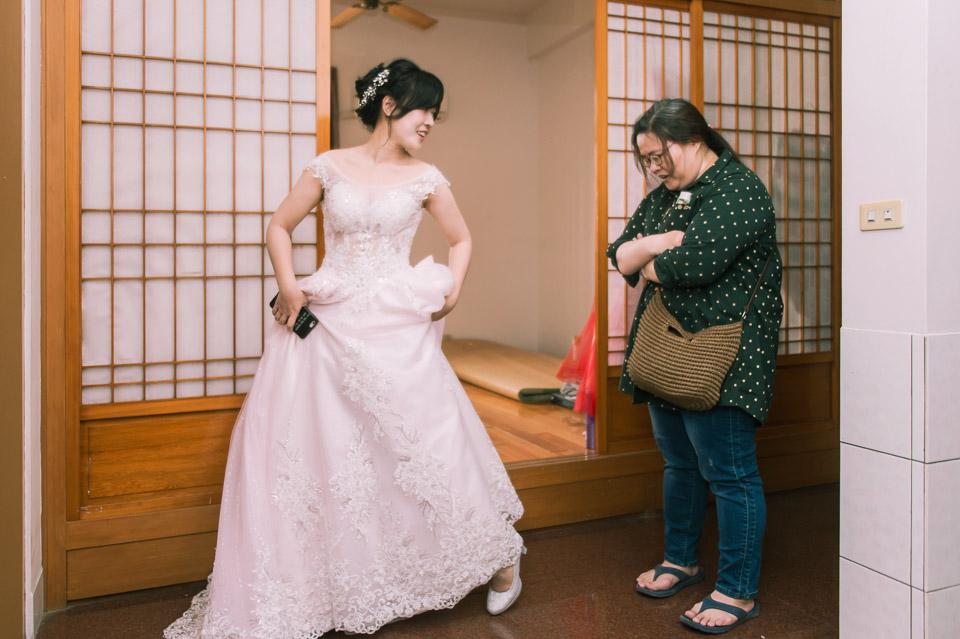 台南婚禮紀錄 D&H 傳統流水席的滿滿人情味 006