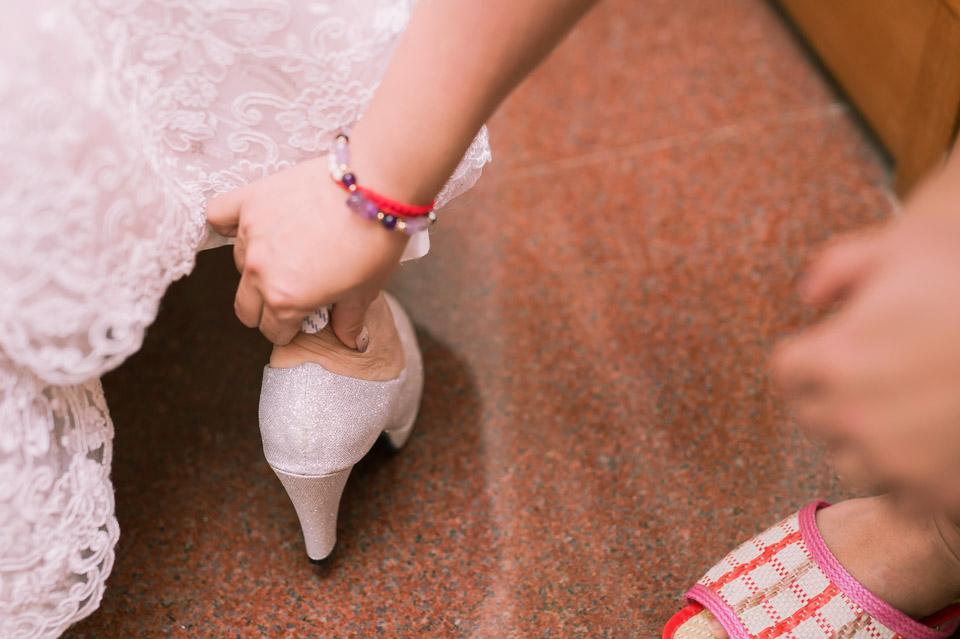 台南婚禮紀錄 D&H 傳統流水席的滿滿人情味 005