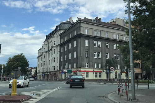 """""""Schindler's List"""" took place in Krakow, his factory is in the outskirts"""