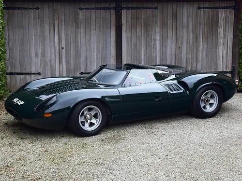 Jaguar XJ13 by Proteus (1976)
