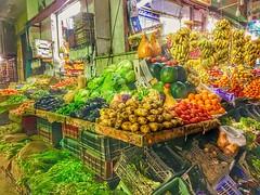 Fruits stalls, luxor, Egypt, 埃及