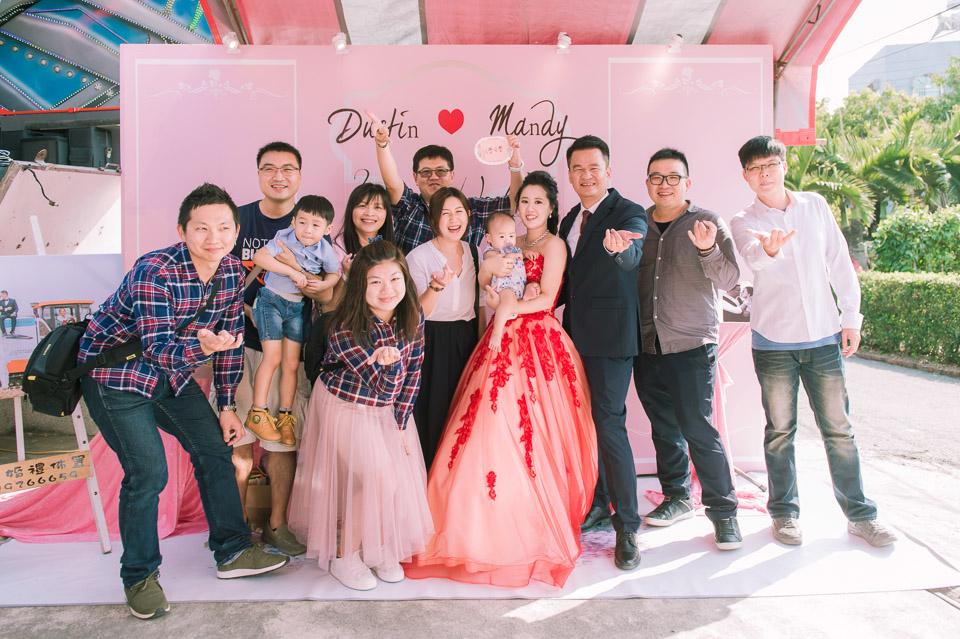 台南婚禮紀錄 D&H 傳統流水席的滿滿人情味 093
