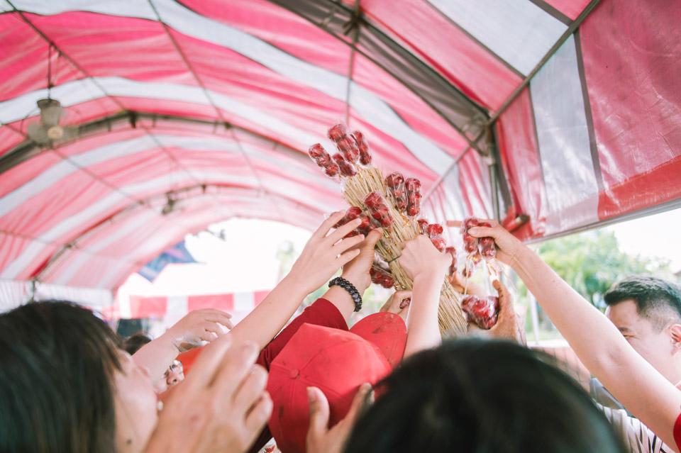 台南婚禮紀錄 D&H 傳統流水席的滿滿人情味 082