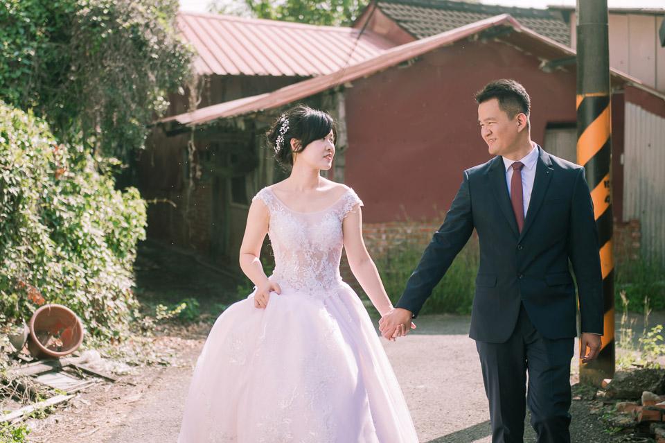 台南婚禮紀錄 D&H 傳統流水席的滿滿人情味 078