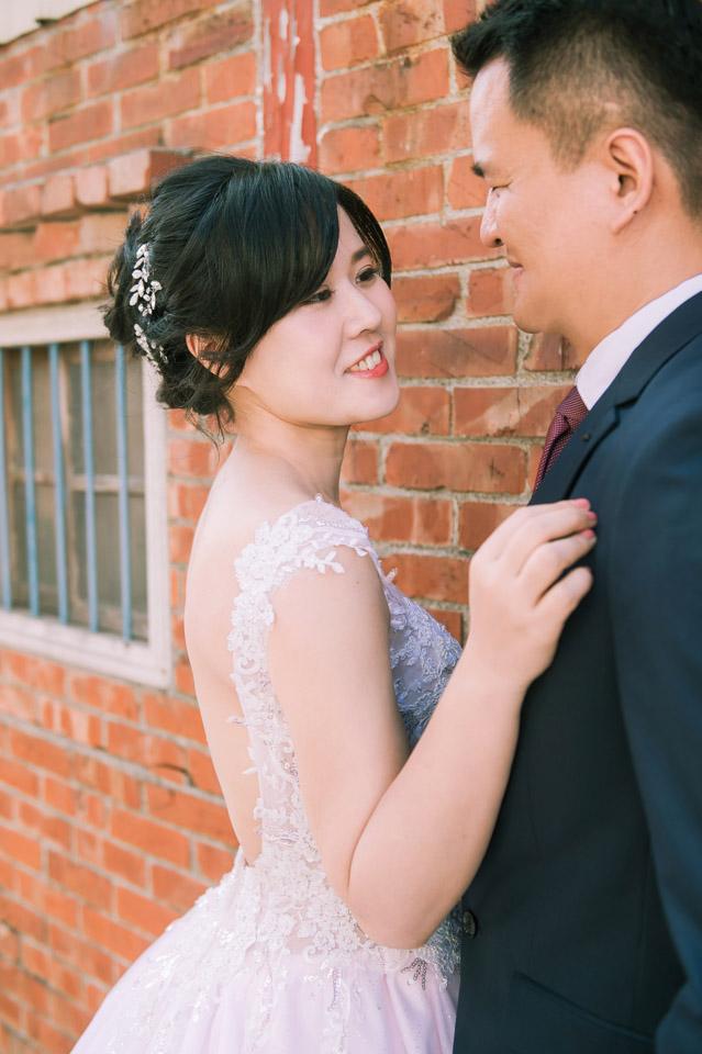 台南婚禮紀錄 D&H 傳統流水席的滿滿人情味 077