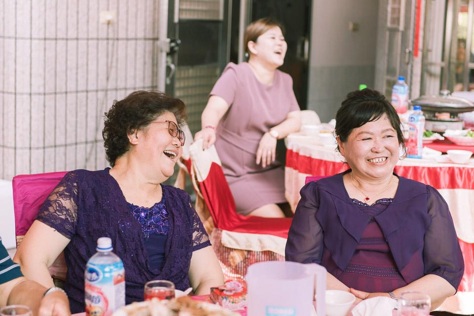 台南婚禮紀錄 D&H 傳統流水席的滿滿人情味 074