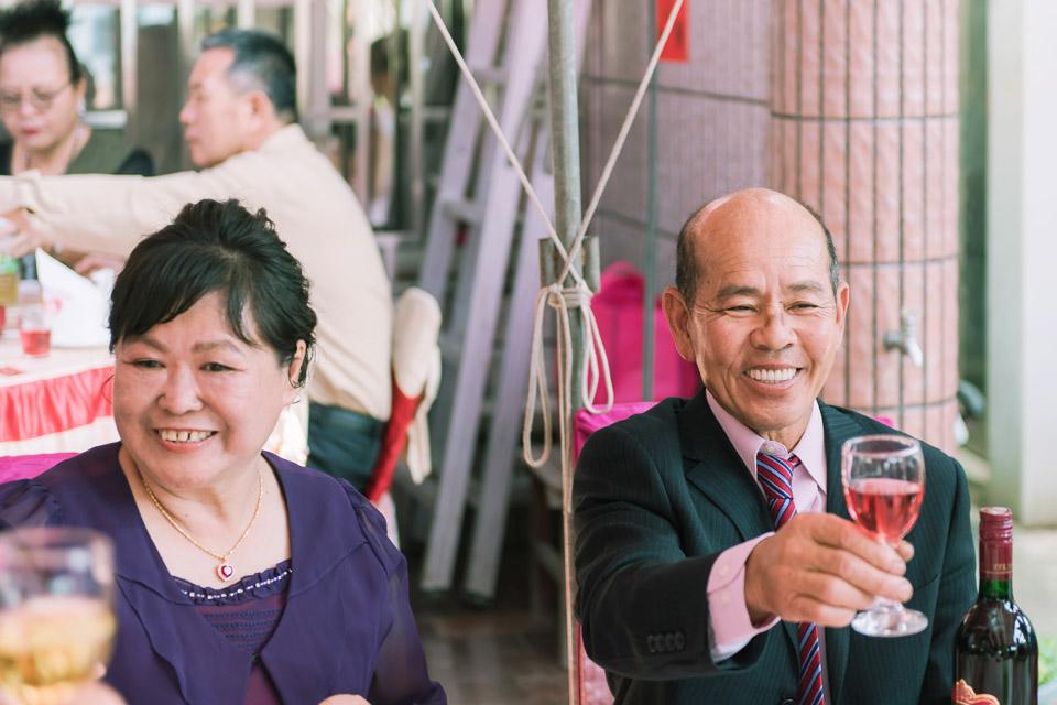 台南婚禮紀錄 D&H 傳統流水席的滿滿人情味 066