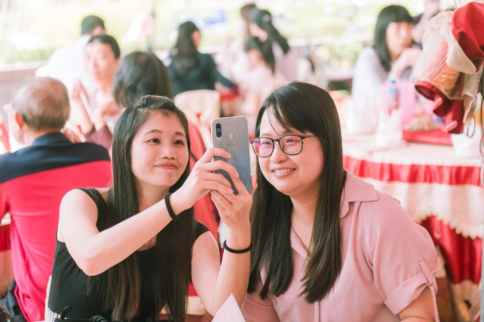 台南婚禮紀錄 D&H 傳統流水席的滿滿人情味 061